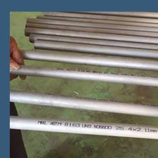 316L Stainless Steel Seamless Pipe supplier